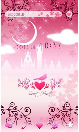 Pink Theme Romantic Fantasy 1.0 Windows u7528 1