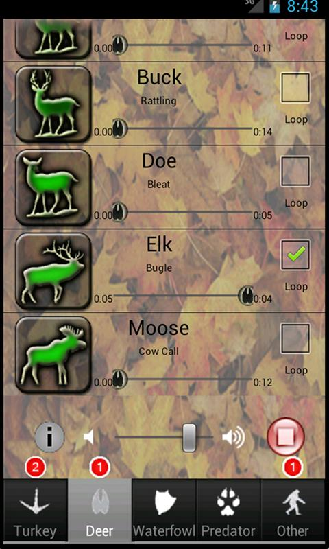 Critter call animal calls android apps on google play for Fish head app