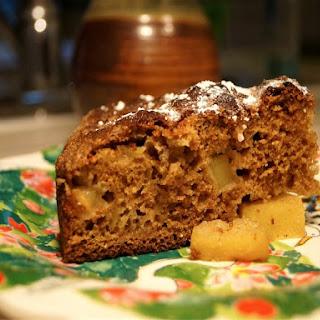 Cream Cheese Apple Coffee Cake.