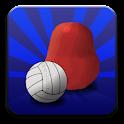 Blobby Volleyball Ad Free logo