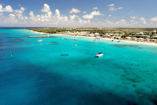 Grand-Turk-beach - Spend a quiet day on the white sand beaches of Grand Turk, the capital island of the Turks and Caicos, on Carnival Horizon.