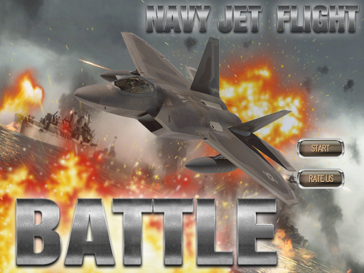 Navy Jet Flight Battle