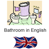 Learn Bathroom Words English