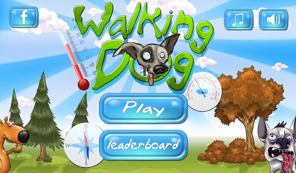 Walking Dog apk screenshot