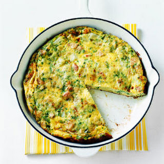 Pork-Potato Frittata