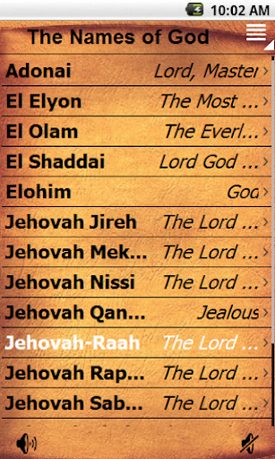 The Names of God 1.0.2.0 screenshots 1