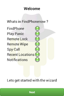 Find Phone now - screenshot thumbnail