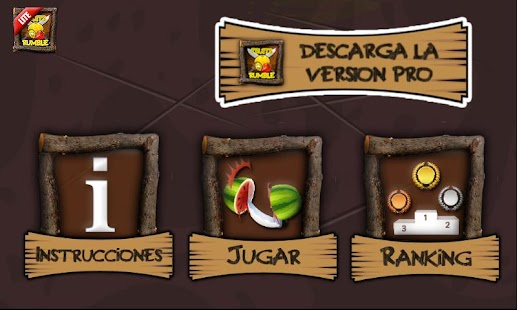 Fruit Rumble Free - screenshot thumbnail