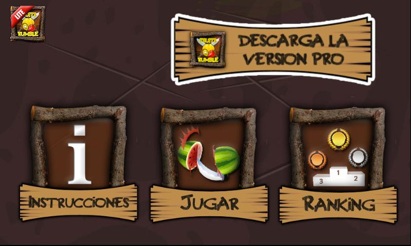Fruit Rumble Free - screenshot