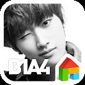 B1A4 – Jinyoung Dodol Theme logo