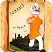 Modi Election Run (3D Runner)