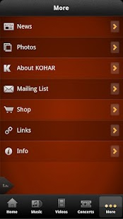 KOHAR- screenshot thumbnail