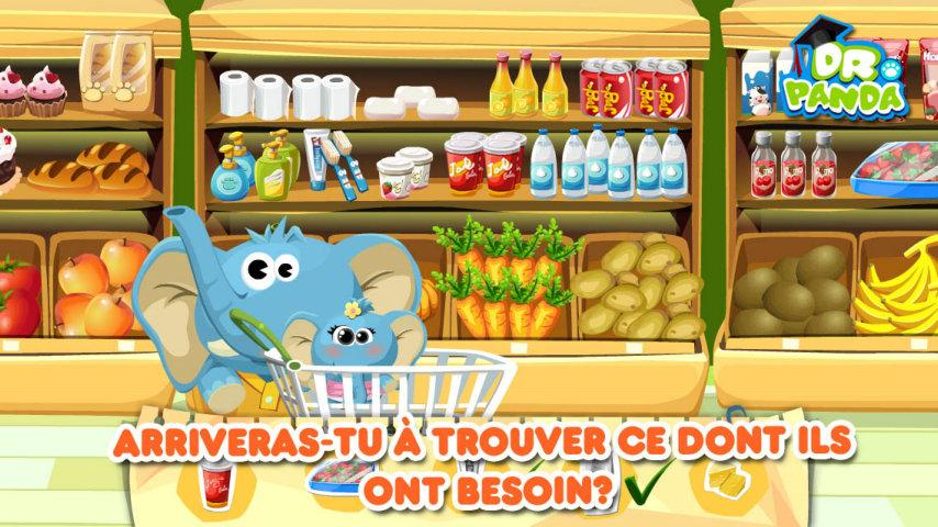 android Dr. Panda: Supermarché Screenshot 6