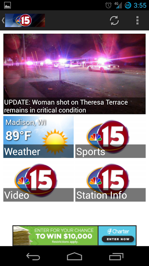 WMTV News - screenshot