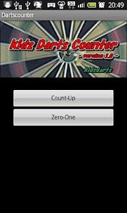 kidz darts counter- screenshot thumbnail