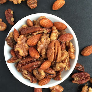 Indian-Spiced Mixed Nuts.