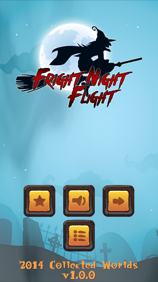 Fright Night Flight- screenshot