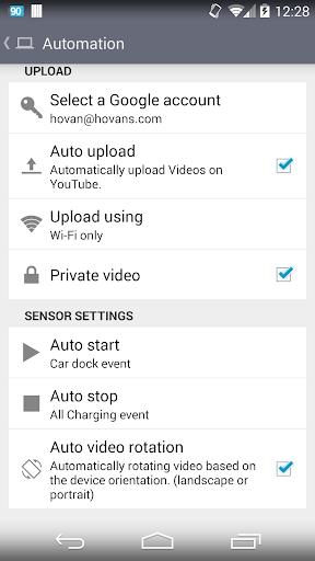 AutoGuard Dash Cam - Blackbox  screenshots 8