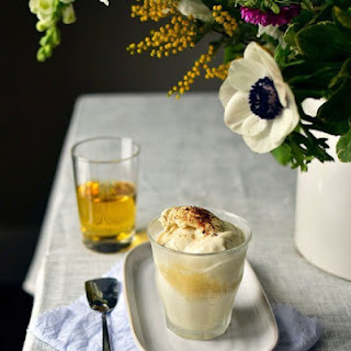Scotch, Espresso & Vanilla Affogato