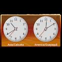 WorldClock Widget icon