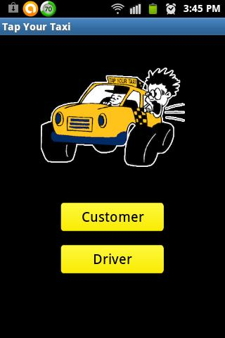Tap Your Taxi- screenshot