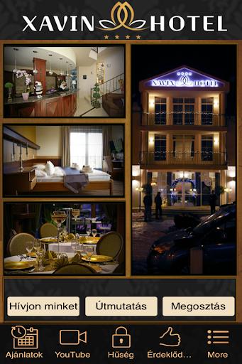 Xavin Hotel **** Harkány