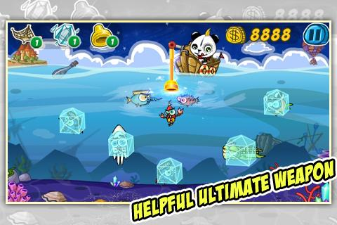 Fishing Panda - screenshot