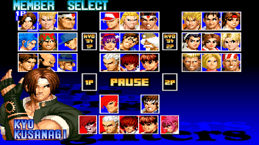 Download THE KING OF FIGHTERS '97 For PC 1