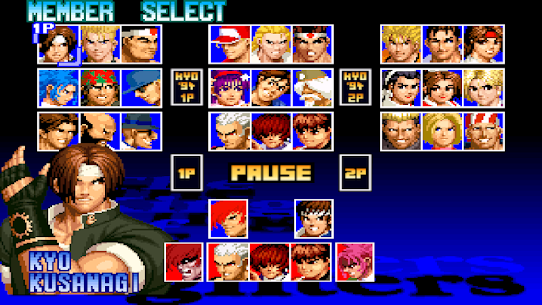 THE KING OF FIGHTERS '97 1