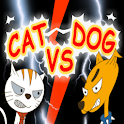 Cat vs. Dog logo