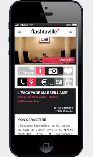 L'Escapade Marseillaise