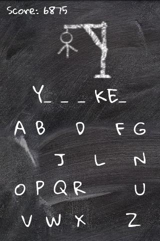 刽子手游戏免费 拼字 App-癮科技App