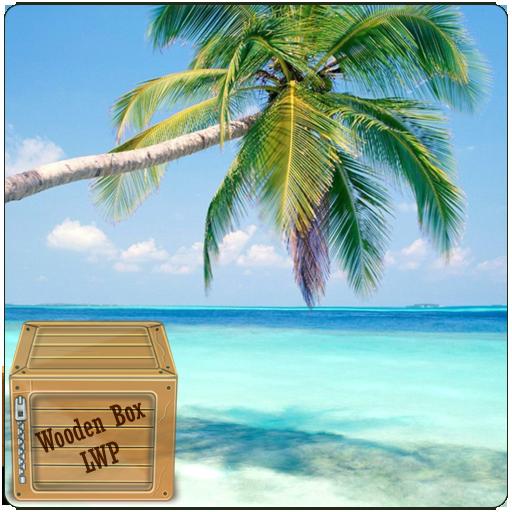 热带海滩 LWP 個人化 LOGO-玩APPs