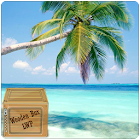 tropical beach lwp icon