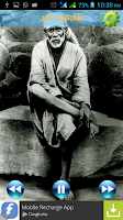 Screenshot of SaiBaba Ringtones - Wallpapers