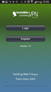 ibVPN - Unlimited VPN - screenshot thumbnail