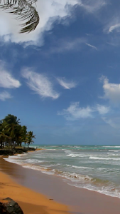 Beach and sea. screenshot 4
