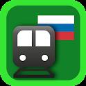 РОССИЯ МЕТРО - MOSCOW icon