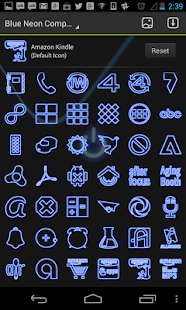 Blue Neon Complete 4 Themes- screenshot thumbnail