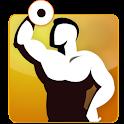 aFitness Light-Workout,Fitness logo