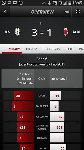 Stats Zone: Football Soccer