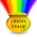 Credit Usage logo
