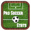 Pro Soccer Stats icon
