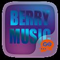 GO SMS PRO BERRYMUSIC THEME icon