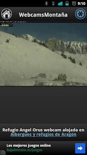 WebCamsMontaña- screenshot thumbnail