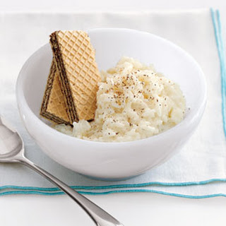 Easy Rice Pudding.
