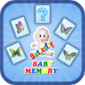 Baby Memory Butterfly icon