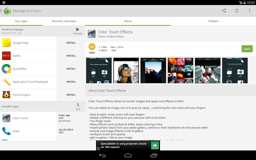AppBrain App Market 9.7.2 screenshots 5