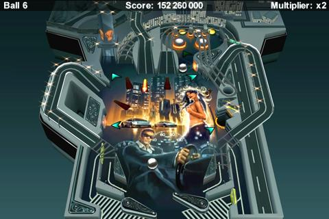 Pinball Ride - screenshot