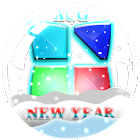 NEXT LAUNCHER NEW YEAR THEME icon